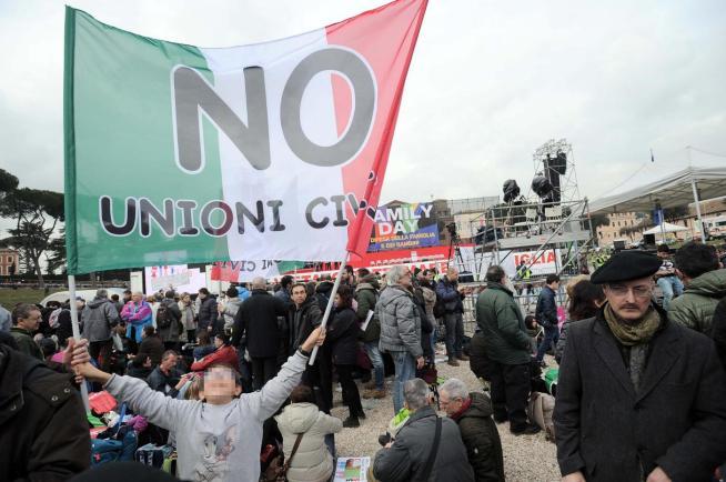 """Roma, oggi è il giorno del Family Day Manifesta il popolo della """"tradizione"""""""