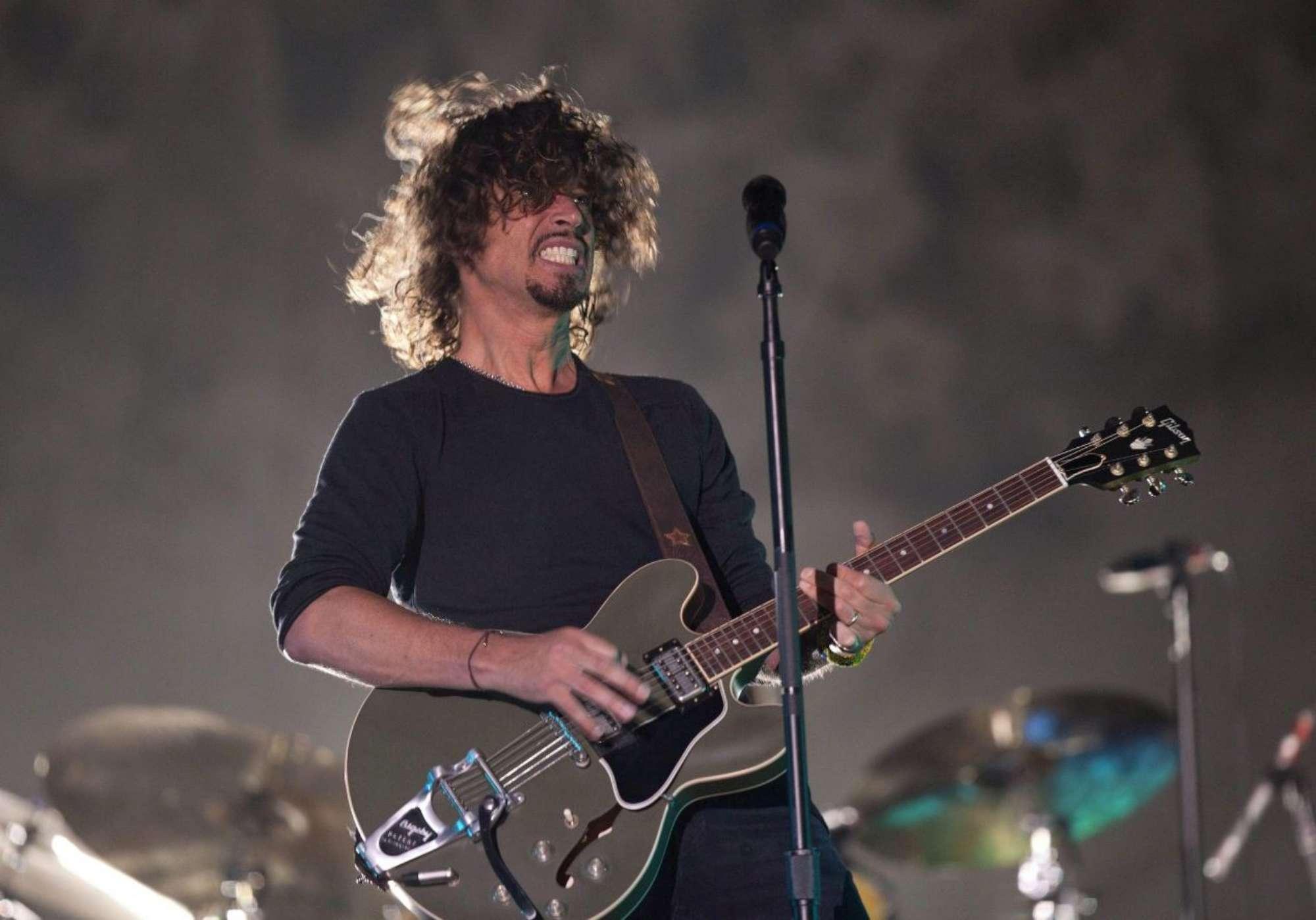 Chris Cornell, addio voce degli Audioslave e dei Soundgarden