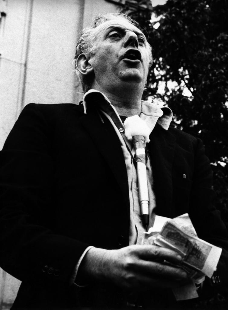 Dario Fo, un giullare da Nobel
