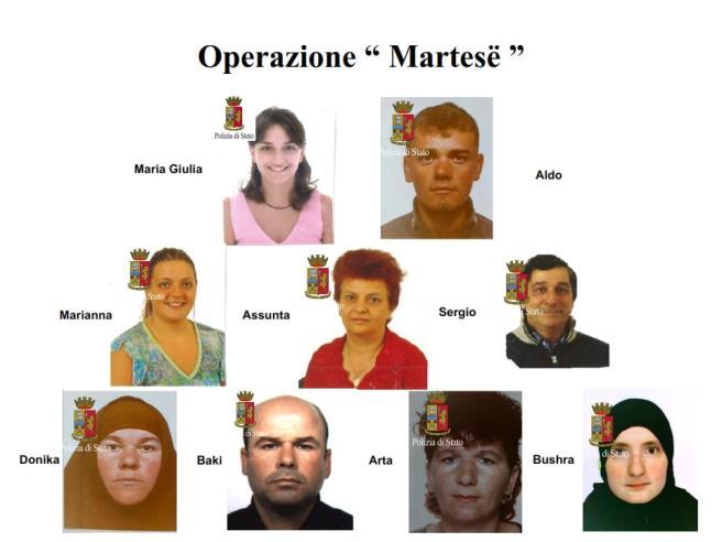 Terrorismo, maxi-blitz della Digos Fermati i familiari della jihadista italiana