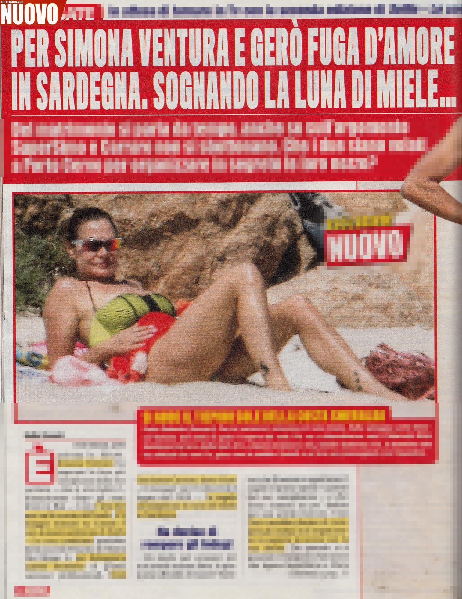 Briga: new entry da Simona Ventura a Selfie Le cose cambiano!