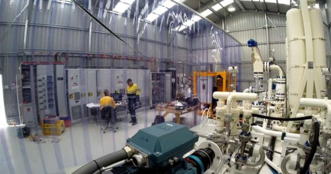 In Australia la prima centrale al mondo che genera elettricità dalle onde del mare