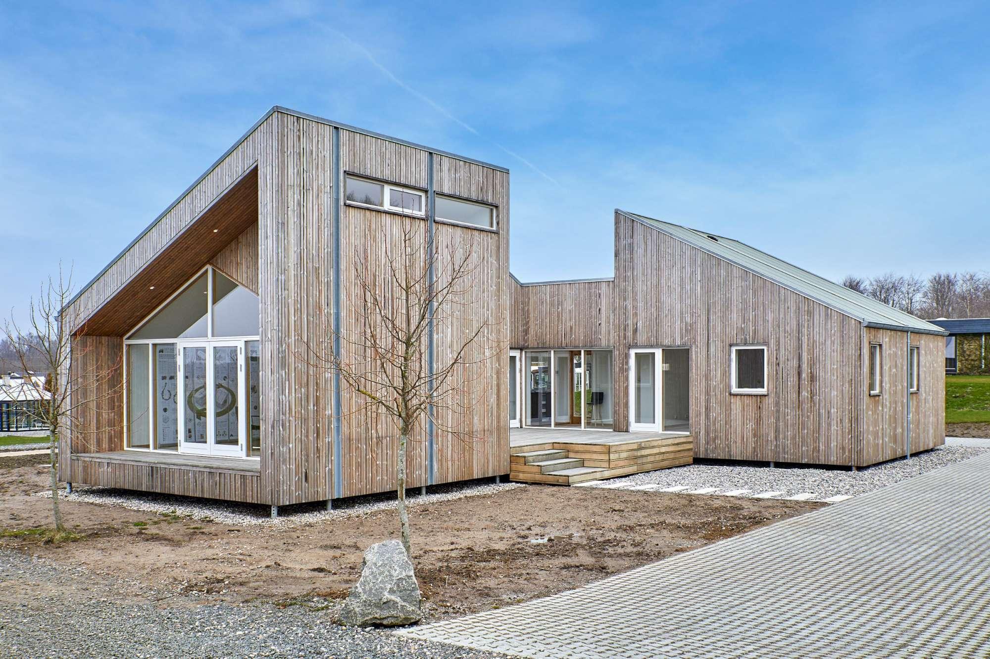 Bioedilizia, in Danimarca una casa costruita con scarti agricoli