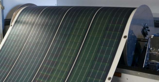 Pannello Solare Portatile Pieghevole : Un tappeto fotovoltaico arriva il primo pannello solare