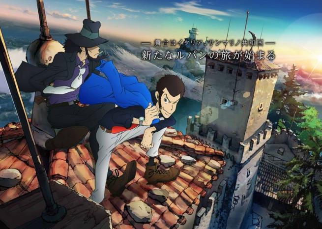 """""""Lupin III - L'avventura italiana"""" in anteprima mondiale su Italia 1"""