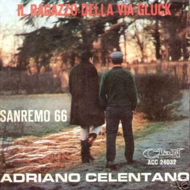 """""""Il ragazzo della via Gluck"""", il capolavoro di Adriano Celentano compie 50 anni"""