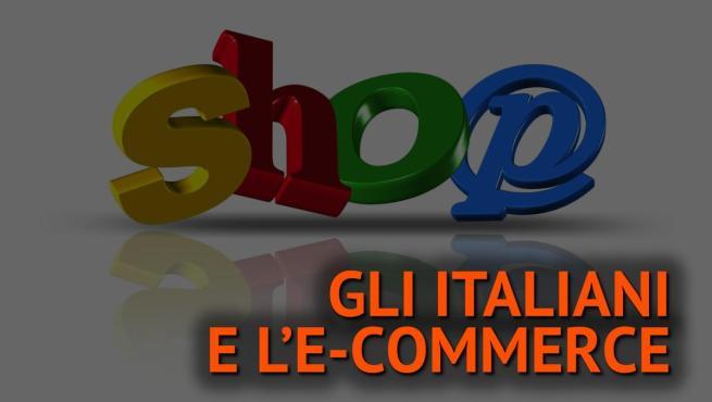 Il commercio elettronico in Italia