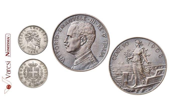 Milano, all asta monete antiche provenienti da tutto il mondo