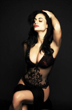 Cristina Del Basso, la sex bomb è tornata