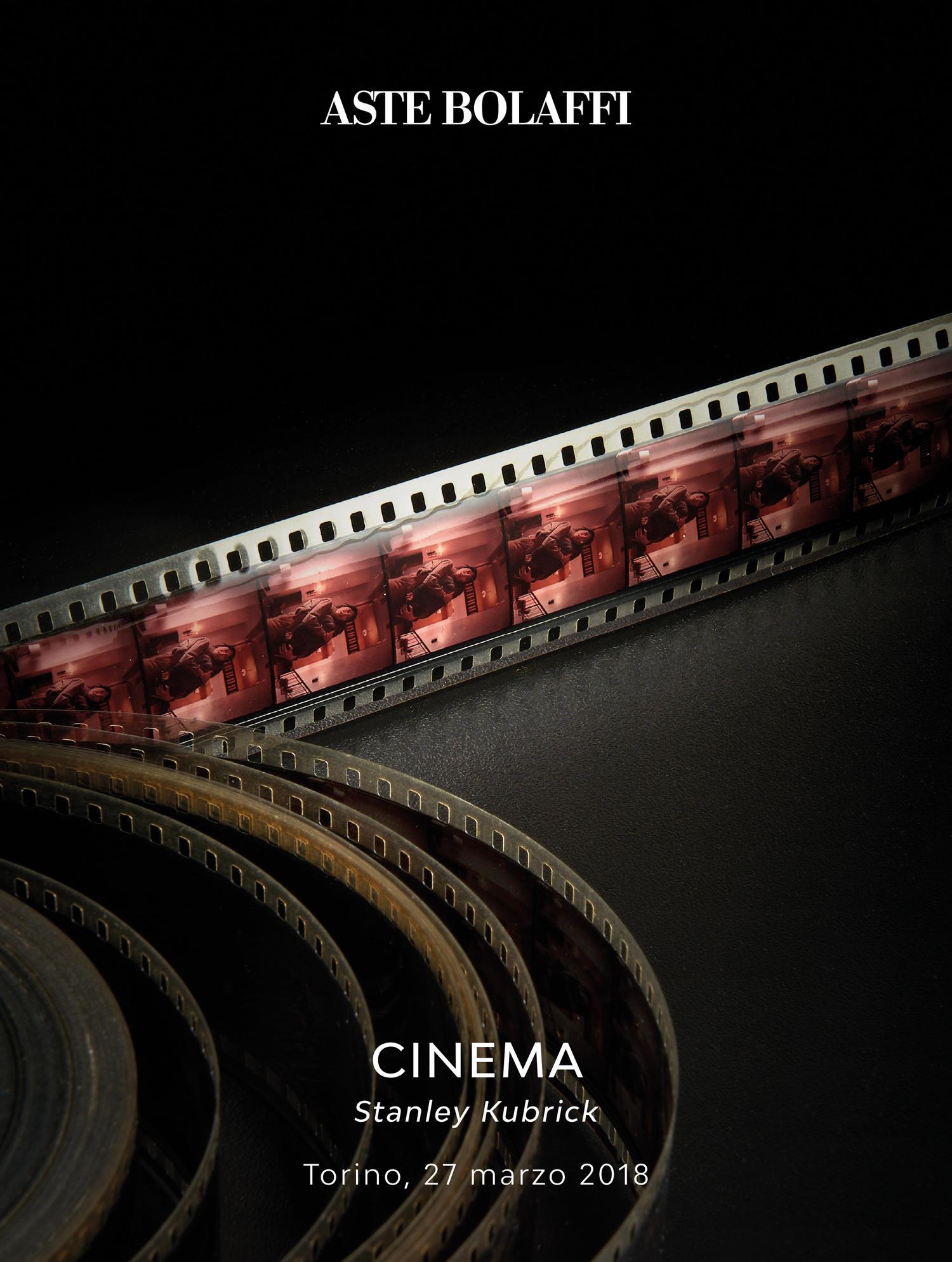 I cimeli di Kubrick all Asta Bolaffi