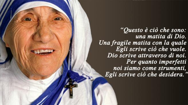 Top Madre Teresa di Calcutta: gli aforismi - Tgcom24 OS06