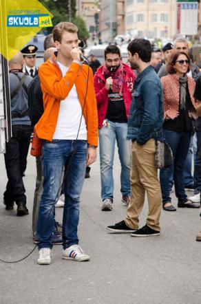 Sciopero 9 ottobre: studenti contro la Buona Scuola