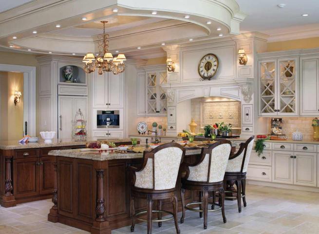 Cucine da sogno: a ognuno il suo stile - Foto Tgcom24