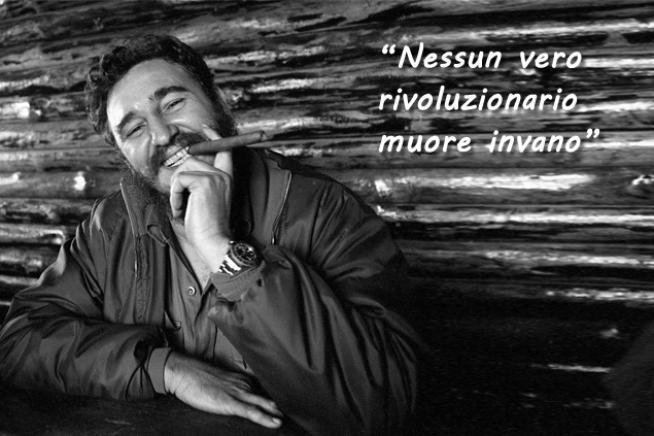 Addio a Fidel Castro, le frasi celebri