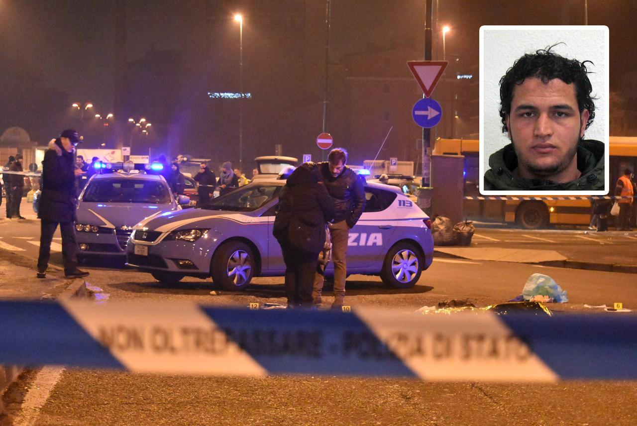 Sesto San Giovanni, ucciso il terrorista Amri