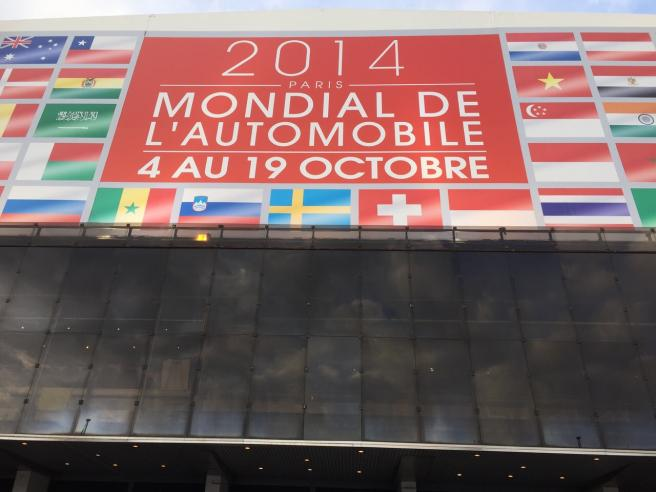 Parigi apre le porte del Mondial Auto
