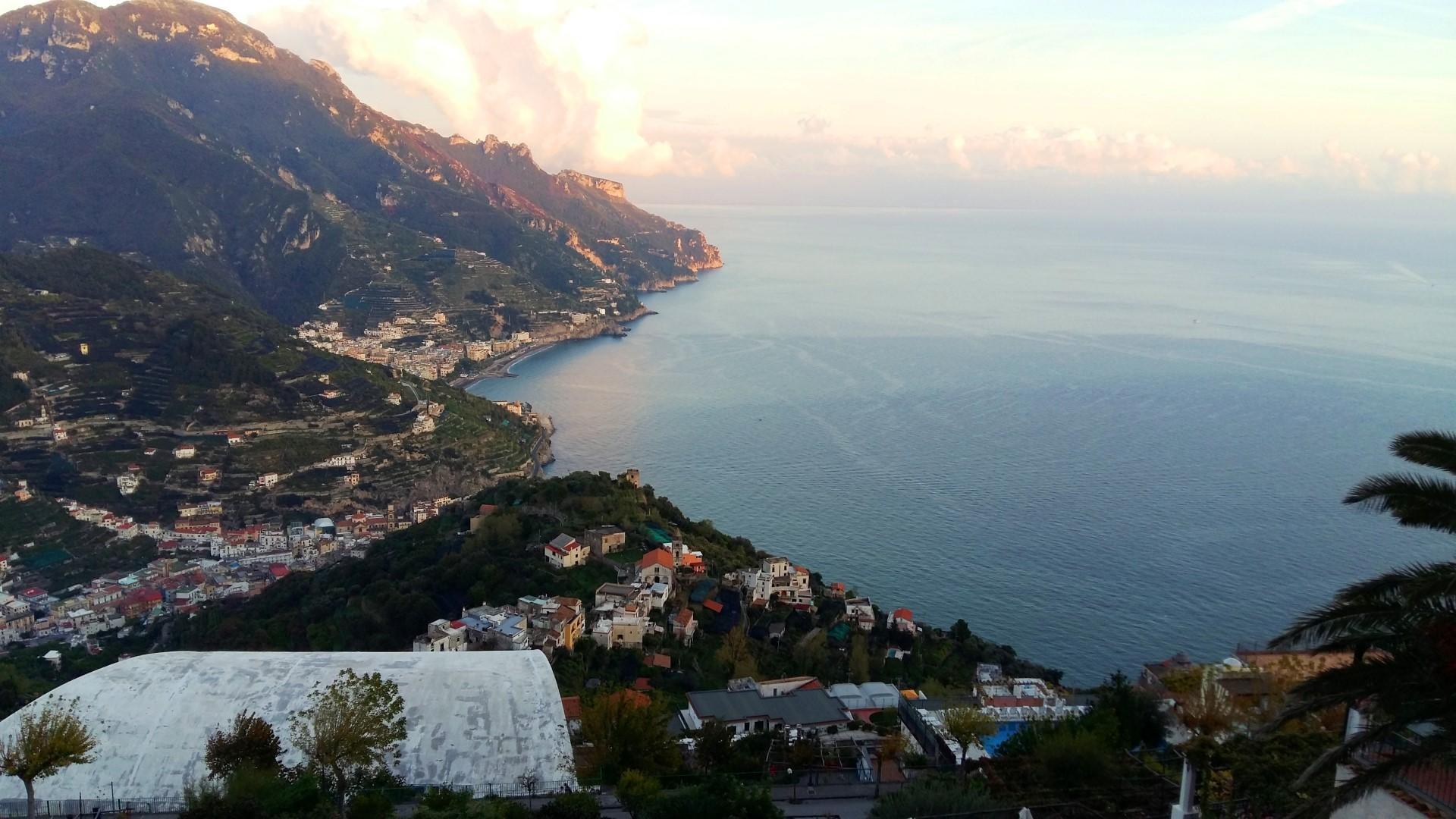 Ravello e i suoi panorami straordinari