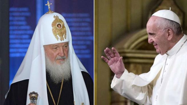 Il Papa incontrerà a Cuba il patriarca di Mosca Kyrill: è la prima volta nella storia