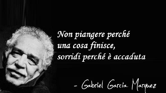Le frasi celebri di garcia marquez tgcom24 - Amici di letto frasi del film ...