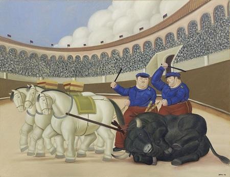 Verona, al via la mostra di Botero