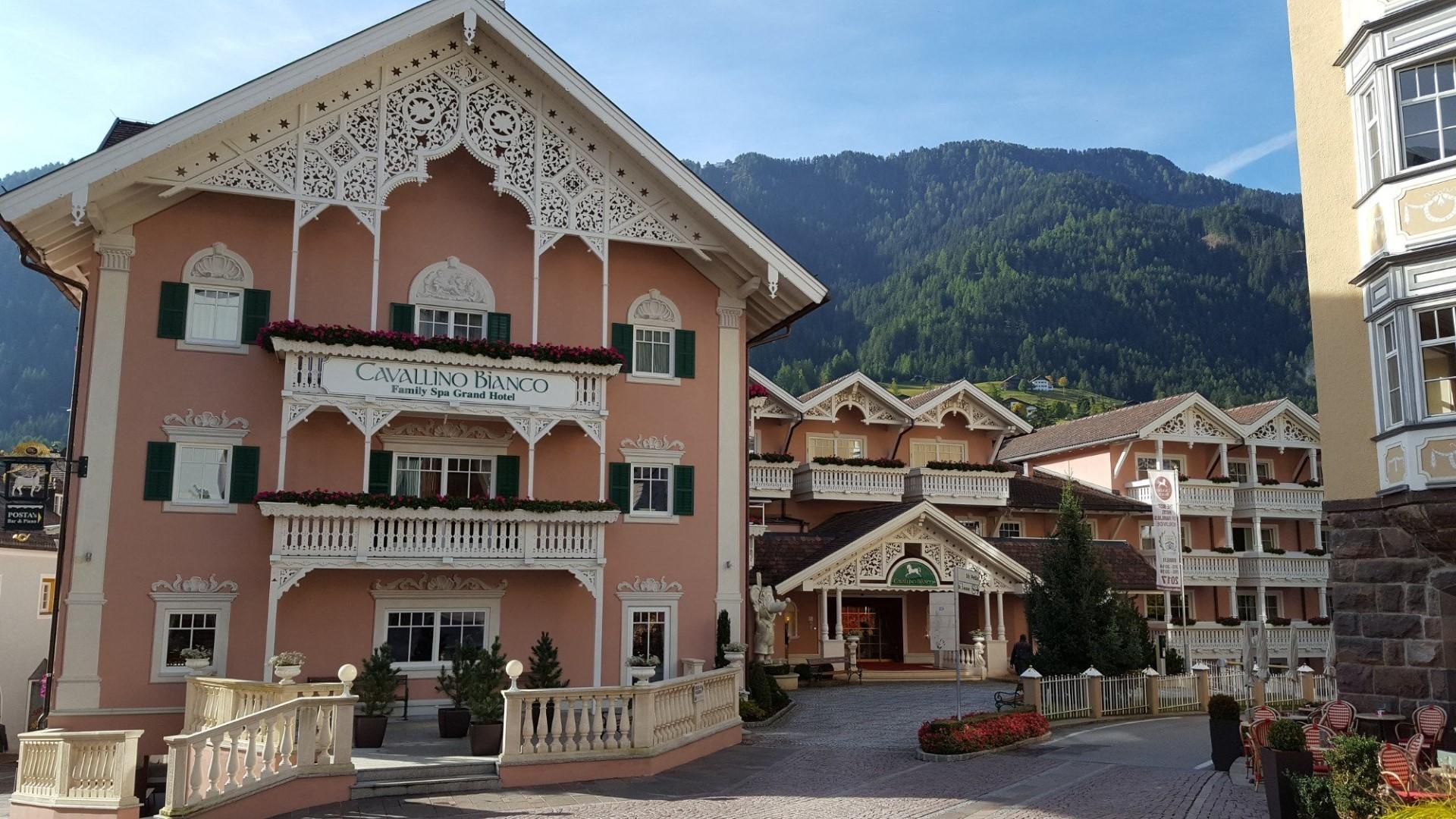 Gli Hotel al top nel mondo