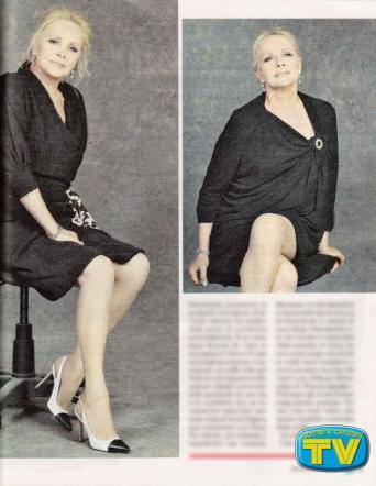 Virna Lisi, le ultime foto della diva italiana