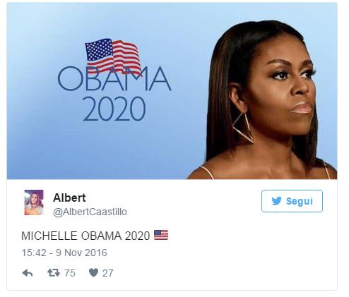 Michelle e Melania: First Lady a confronto