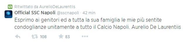 Ciro Esposito, morto il tifoso ferito negli scontri di Coppa Italia