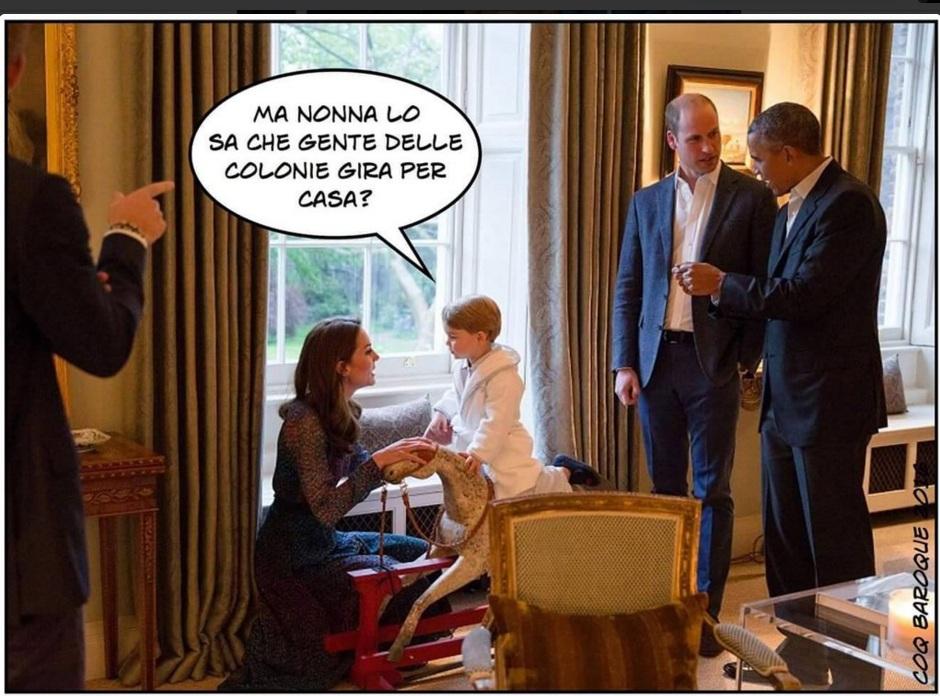 Baby George, sempre più fenomeno online