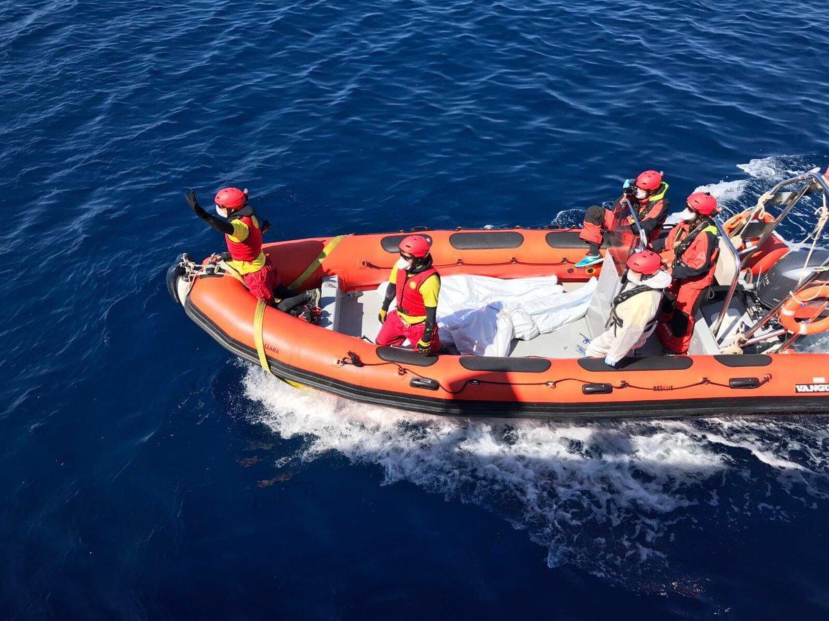 Migranti, si temono oltre 240 vittime in doppio naufragio