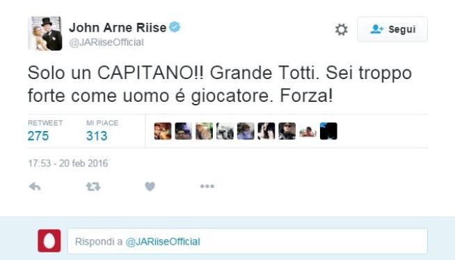 """Lite Totti-Spalletti, Ronaldo: """"Mi ricorda me e Cuper"""""""