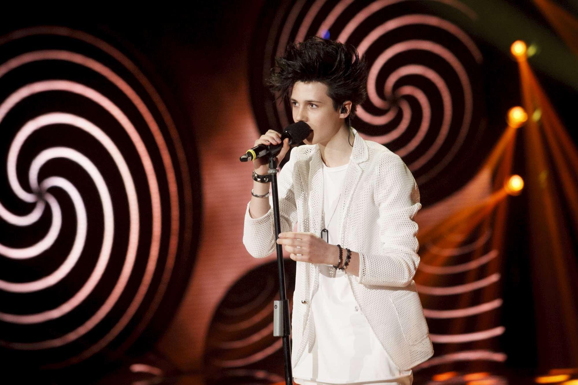 Thomas Bocchimpani, il cantante dei Bianchi eliminato ad Amici 16
