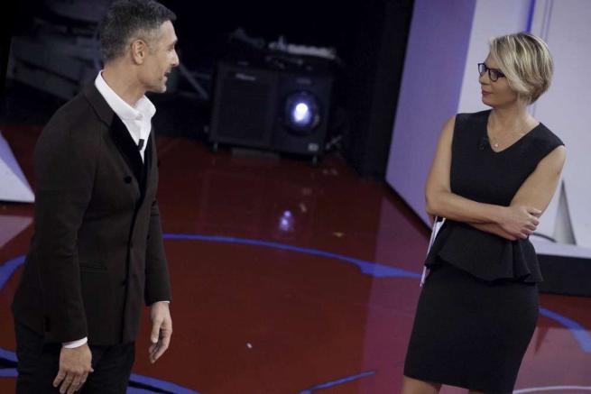 """Sean Penn e Raoul Bova a """"C'è posta per te"""""""