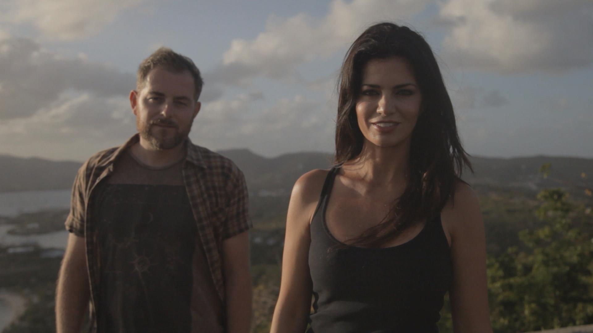"""""""Mistero Adventure"""", Daniele Bossari e Laura Torrisi volano negli Usa a caccia di Ufo"""