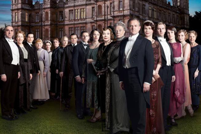 """""""Downton Abbey"""" verso l'epilogo, la sesta stagione sarà l'ultima"""