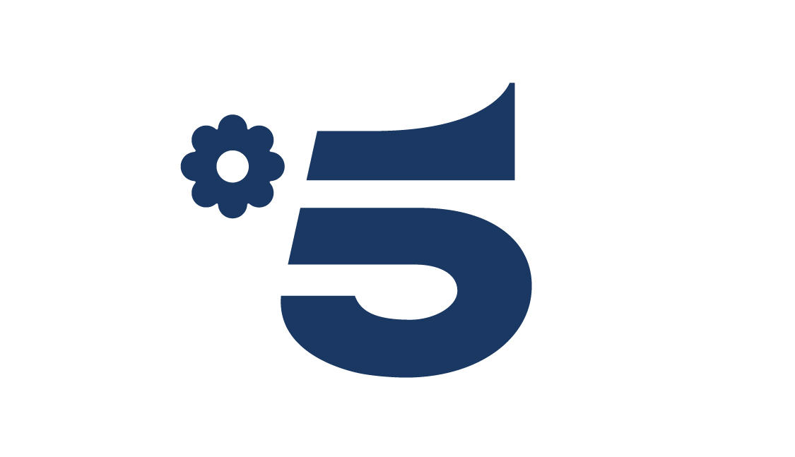 Mediaset, nuove immagini di Canale 5 e TG5