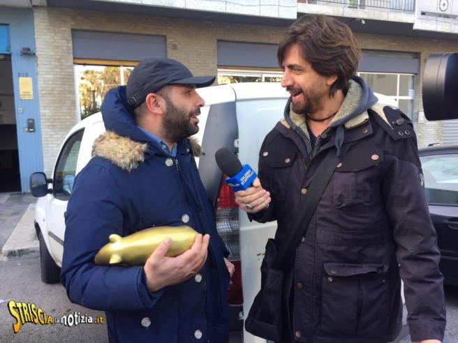 """Checco Zalone, tapiro e replica a Carlo Verdone: """"Hai detto una cavolata"""""""