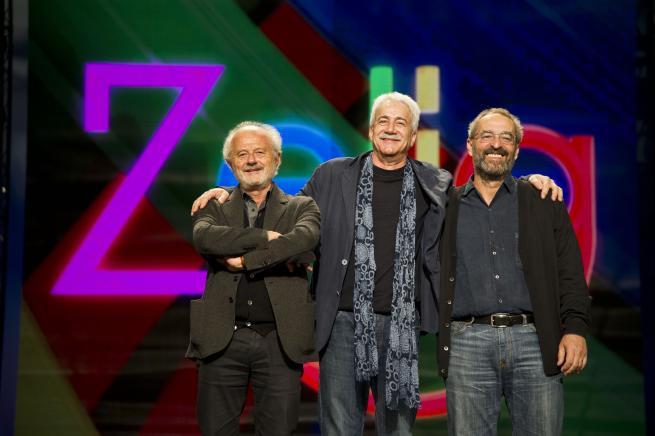 """""""Zelig"""" festeggia 18 anni con dieci coppie di conduttori e ospiti a sorpresa"""