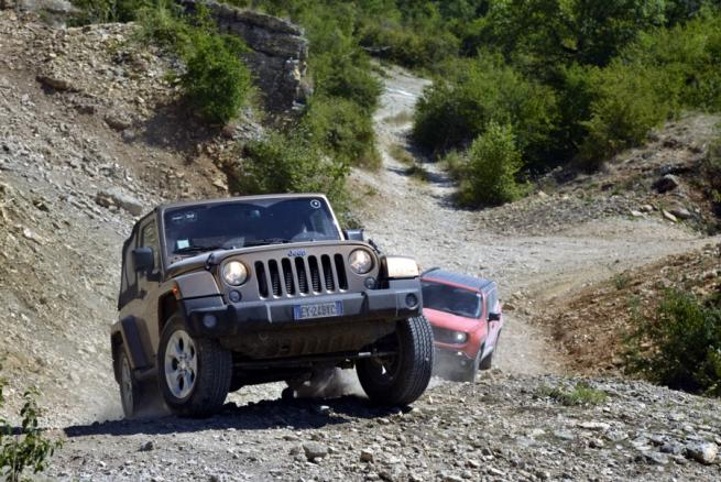 Jeep partner del 4x4 fest a carrara tgcom24 for Ufficio 4 0
