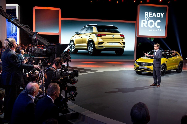 Volkswagen lancia l'offensiva Suv