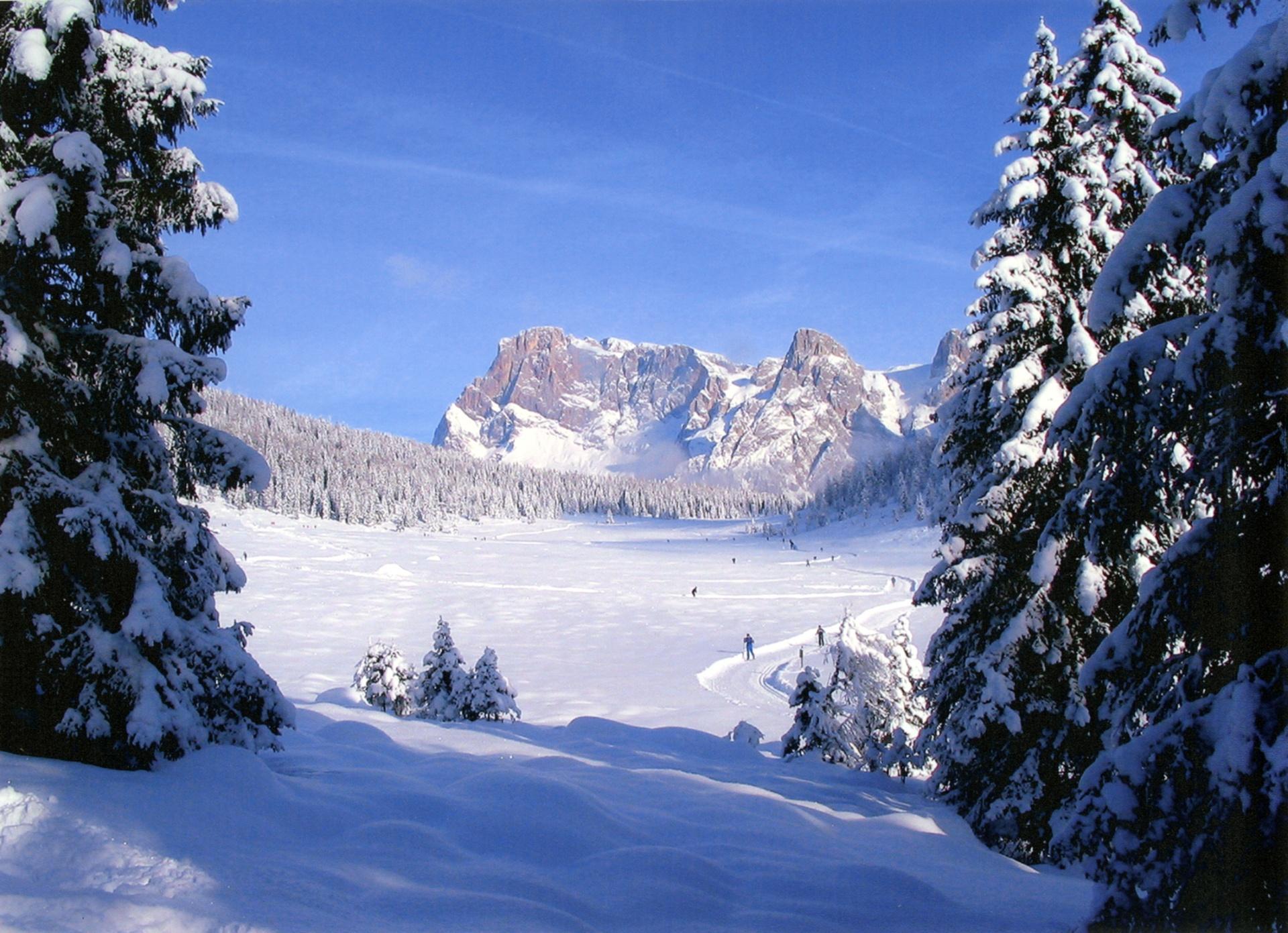 Sciare è più bello sotto le Pale di S. Martino