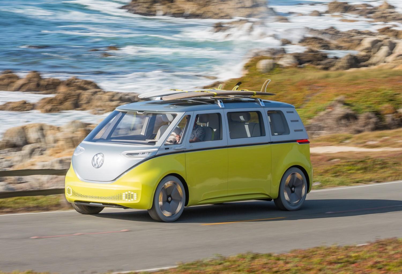 Volkswagen I.D. Buzz e I.D. Crozz