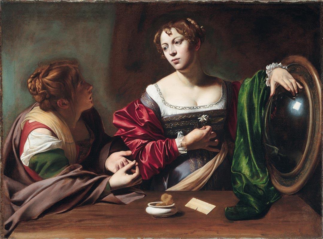Dentro Caravaggio : al via la mostra al Palazzo Reale di Milano