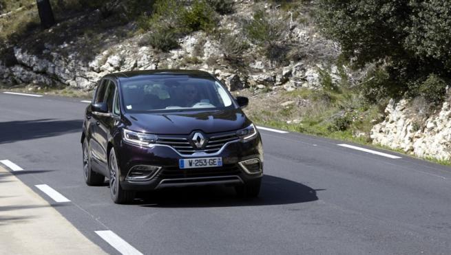 La mutazione crossover di Renault Espace