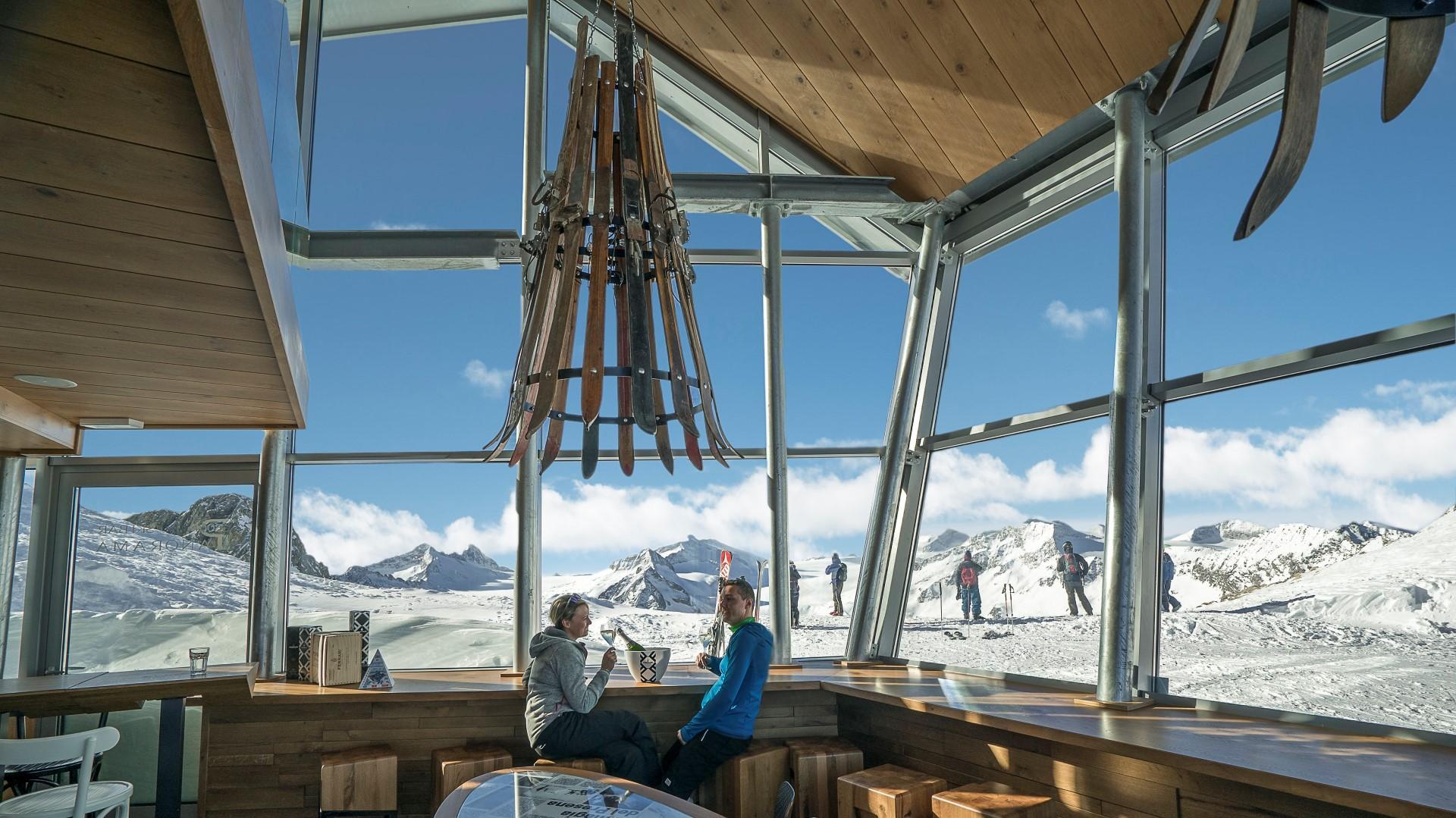 Pontedilegno-Tonale, un paradiso fatto di neve