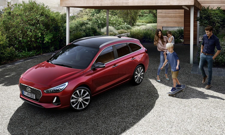 Hyundai i30, la famiglia si allarga
