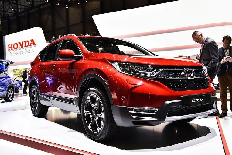 Honda all'88° Salone di Ginevra