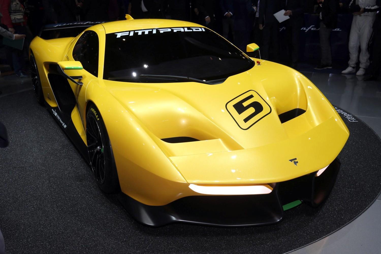 EF7 by Pininfarina