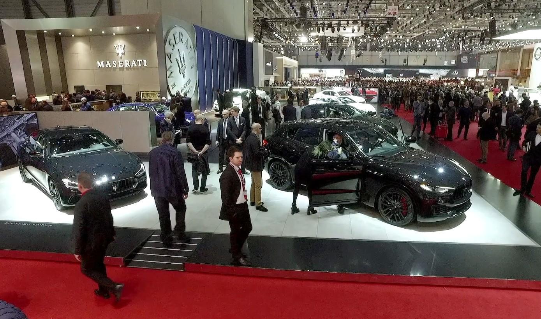Le nuove Maserati Nerissimo