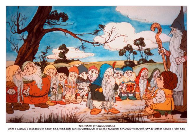 """Da Tolkien a Jackson, la """"Magia dell'Anello"""" va in mostra al museo del fumetto di Milano"""